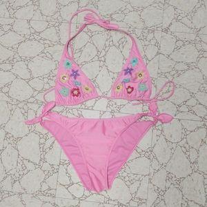 Hunkemöller bikini two piece EUC